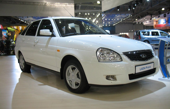 Продажи LADA Priora Special Edition стартуют в августе 2011 года