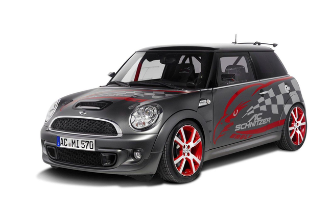 Mini AC Eagle от AC Schnitzer