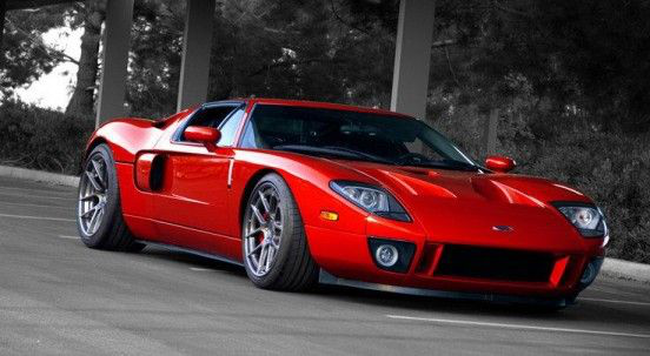 2006 Ford GT от AE Performance