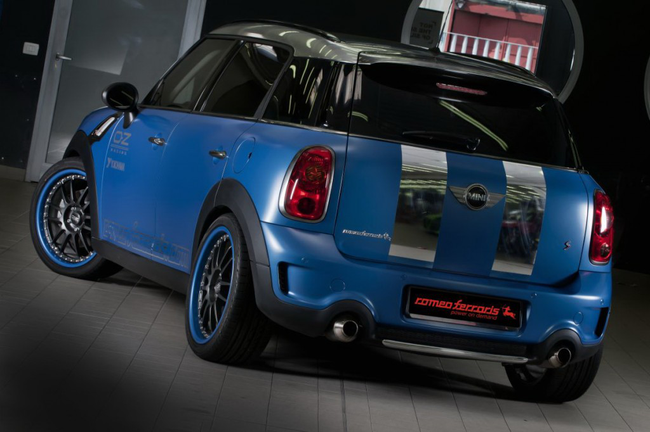 MINI Countryman 150o Anniversario от Romeo Ferraris