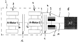 Bmw electric engine_patent