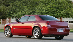 2010 Chrysler 300c SRT