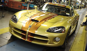 last dodge viper roll off