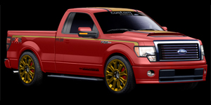 2010 Ford F-150 Ford Vehicle Personalization