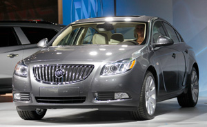 2010 Buick Regal