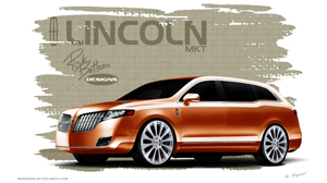 2010 Lincoln MKT Panache Rick Botton Designs