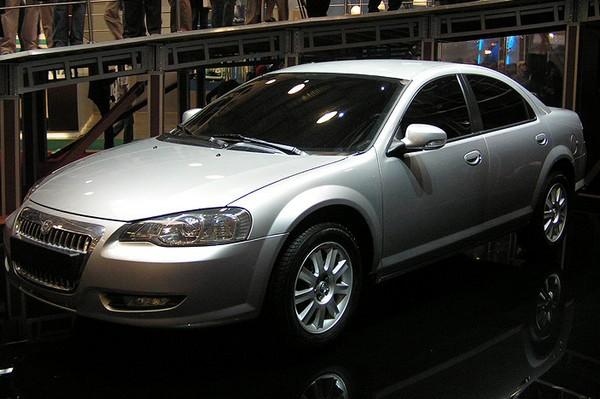 Volga Siber на конвейере «Группы ГАЗ» и в 2010 ...