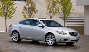 Buick Regal 2010