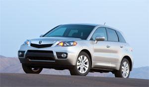 Acura представила RDX 2011 модельного года. Что изменилось? - Acura