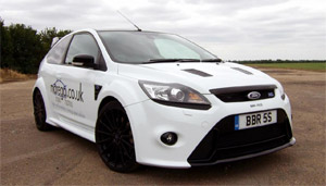 bbr ford focus rs