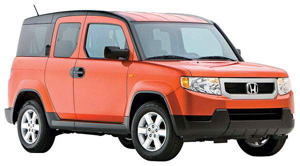 Honda внедорожники сайт о