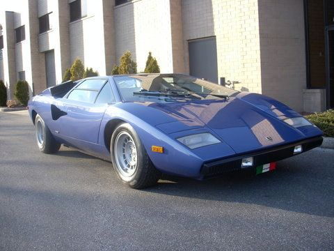 Lamborghini LP400 Countach 'Periscopo'