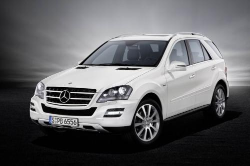 Mercedes M-Class Grand Edition