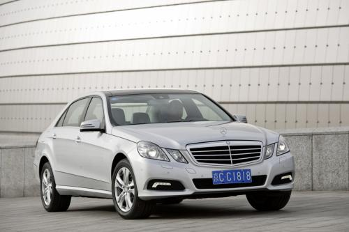2011 Mercedes-Benz E-Class long wheelbase
