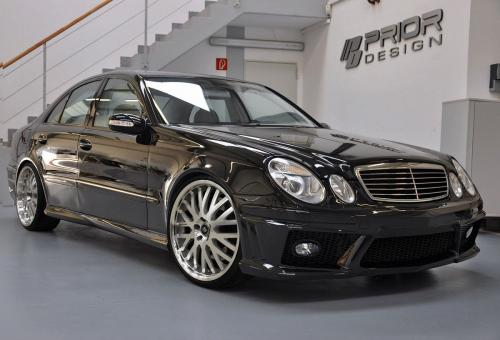 Mercedes-Benz E-Class W211 by Prior-Design