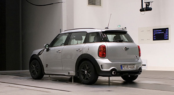 2011 mini countryman aero package