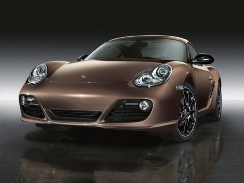 2010 Porsche Cayman Design Package