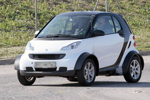 Smart Fortwo Plus Two