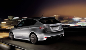 Subaru WRX limited edition
