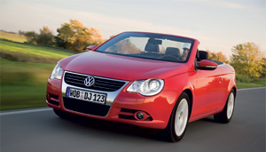 2010 VW Eos Bluemotion