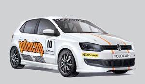 VW Race Polo 2010