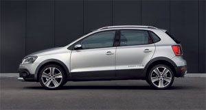 2012 vw polo suv