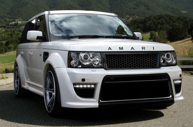 Range Rover Sport Windsor Edition от Amari Design