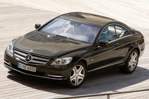 2011 Mercedes-Benz CL facelift