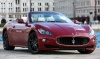 Maserati GranCabrio Sport от Pininfarina