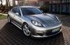 Porsche создает  удлиненный вариант Panamera