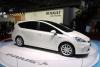 Toyota  представила европейскую версию гибрида Prius