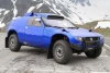Volkswagen Race Touareg prototype spy