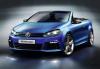 """Поклонникам показали """"заряженный"""" кабриолет Volkswagen Golf R"""