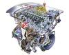 Бензиновый двигатель внутреннего сгорания: принцип работы