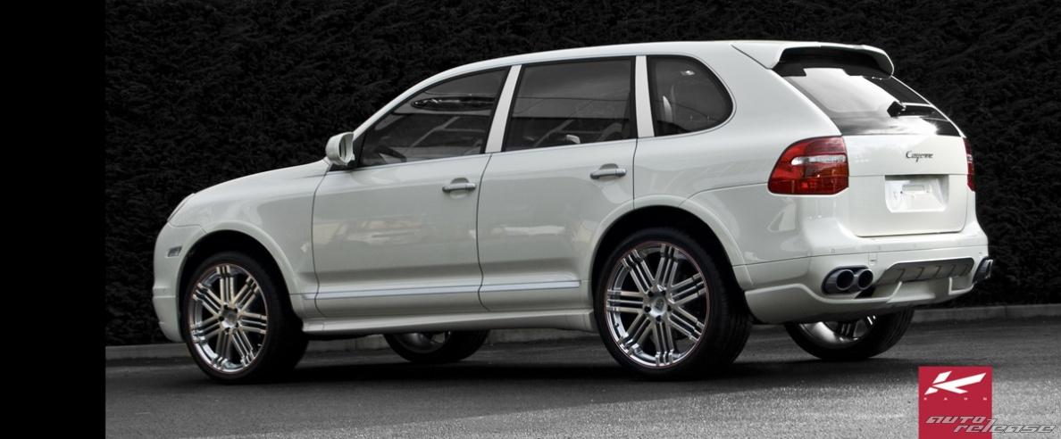 Porsche cayenne super sport tiptronic project kahn - Super sayenne ...