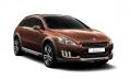 Состоялась премьера гибридного Peugeot 508 RXH