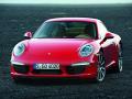Раскрыт дизайн обновленного Porsche 911