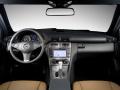Mercedes-Benz CLC 230 внутри, руль и приборная панель