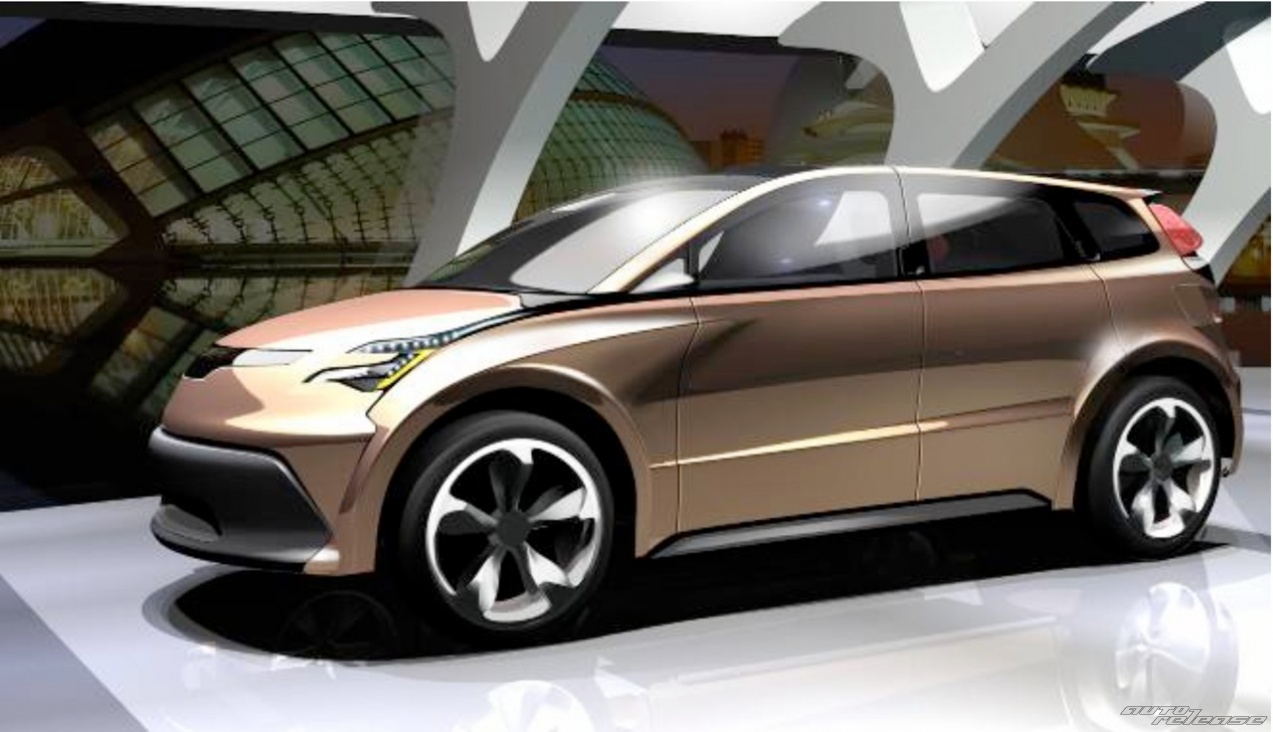 Lotus представила версию Toyota Venza 2020