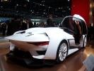Женева 2009: Citroen GT сзади