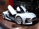 Женева 2009: Citroen GT сбоку