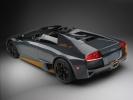 Lamborghini Murcielago LP650-4 back