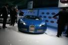 bugatti veyron bleu centenaire front