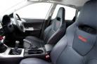 Салон Subaru WRX 2009