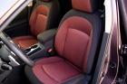 2010 Nissan Rogue сиденья
