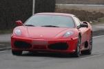 Ferrari F430 спереди