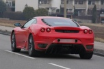 Ferrari F430 сзади