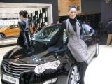Авто выставка Китая