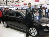 Девушки и машины Китая 2009