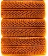orange tires